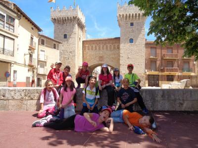 Visita del Colegio Aragón de Alagón.