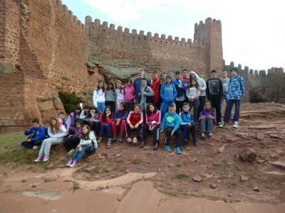 Tarde en el Castillo de Peracense!