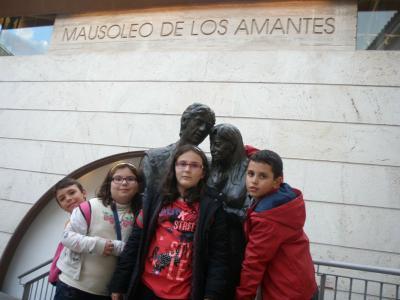 De excursión a Teruel!