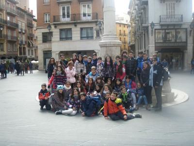 Visita a Teruel y Albarracín