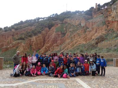Ruta de las murallas (Colegio Joaquín Costa de Tarazona)